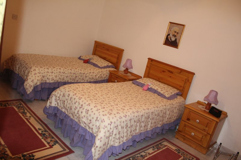 Chambre double d'appoint
