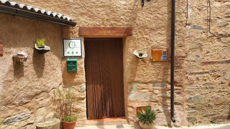 CASA RURAL EL MIRADOR DEL CASTILLO, casa vacanza a Torre de Don Miguel