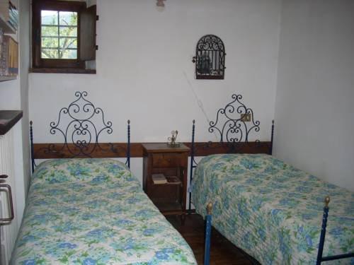 camera doppia con bagno in comune, casa vacanza a Bellaguardia