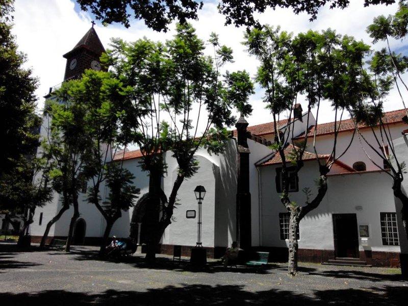 Machico center
