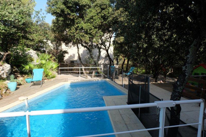 Villa familiale et nature proche de Montpellier, vacation rental in Baillargues