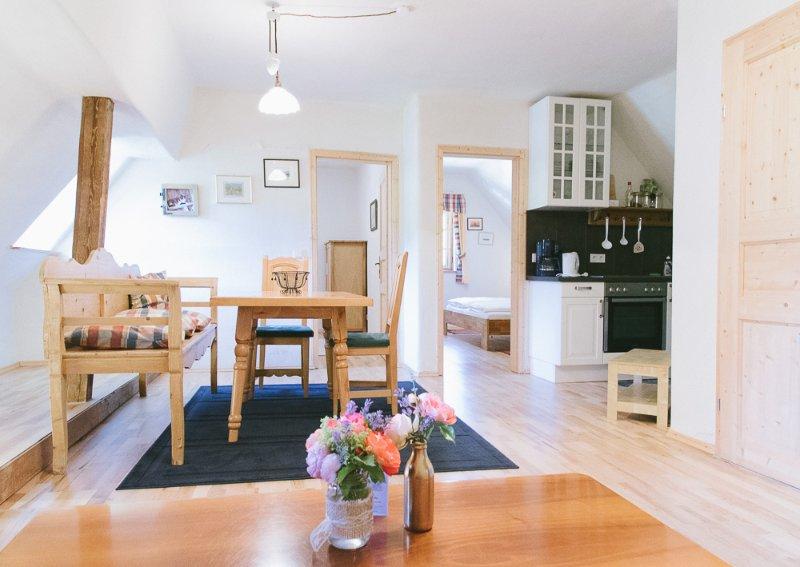Apartmentwohnung Teichwiesn  Weingartenblick, vacation rental in St. Stefan ob Stainz