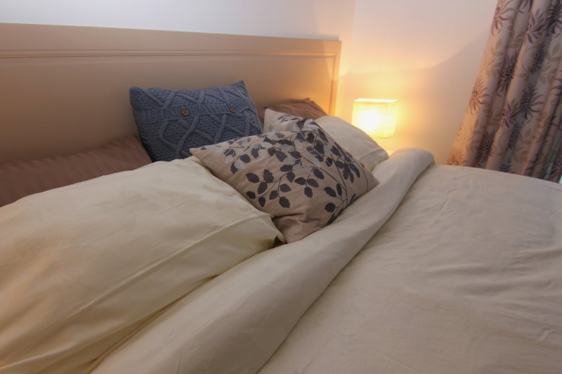 Comfortable Bed, Slieve Meel, Rostrevor Holidays