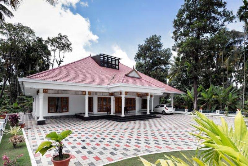 The Heaven, alquiler vacacional en North Paravur