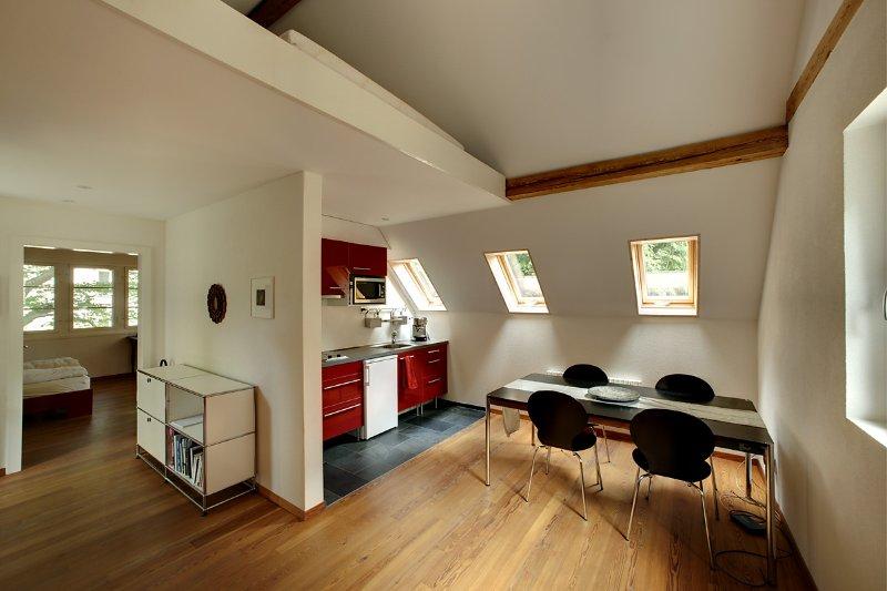 Villa Bridler Remise, holiday rental in Neuhausen am Rheinfall