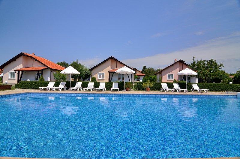 Sunny Hills Villas 2, holiday rental in Burgas