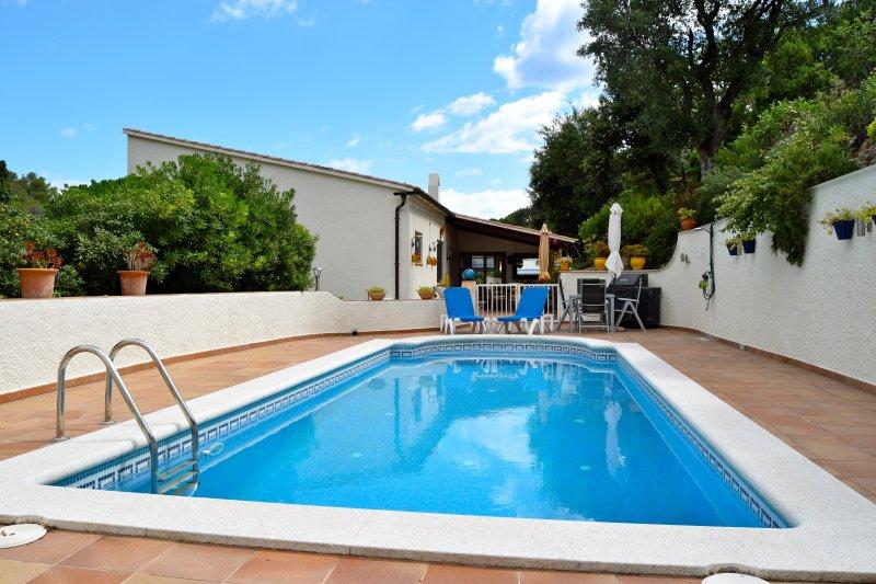 Casa con jardín y piscina-SA PUNTA COSTA BRAVA