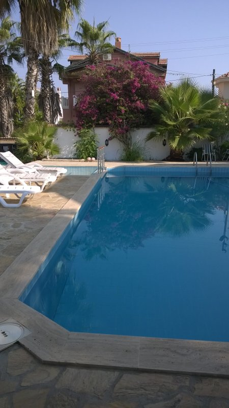 in extensive greenery in the heart of the spectacular nature of fisheries spacious apartments with balconies in holiday