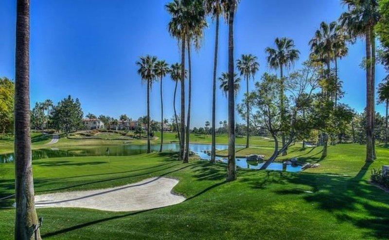 Tustin Ranch Golf View
