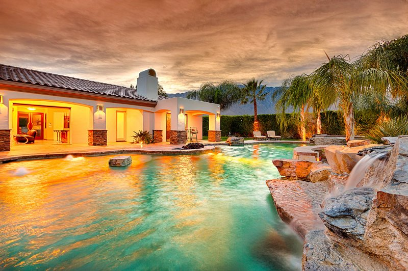 Palm Springs Luxury: The Galvan Estate, casa vacanza a North Palm Springs