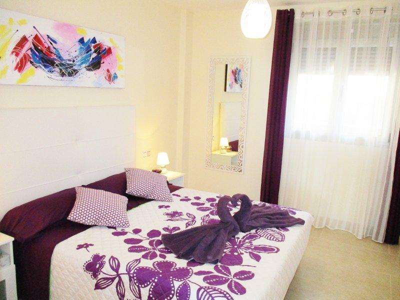 Modern & Comfortable Sea View Apartment WIFI, location de vacances à Palm-Mar