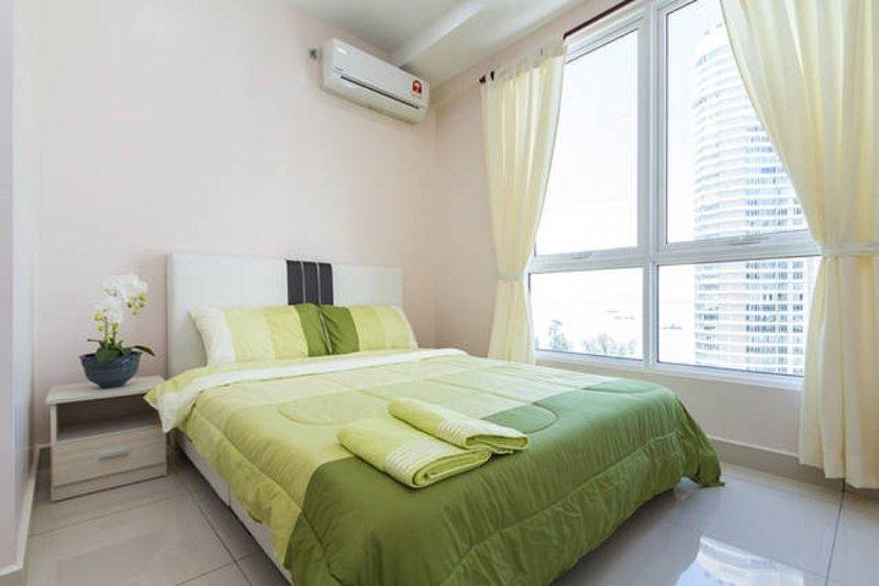Centralized,Sea view,2 room,2 bath,WIFI,SereneCrib, casa vacanza a Ascension Island