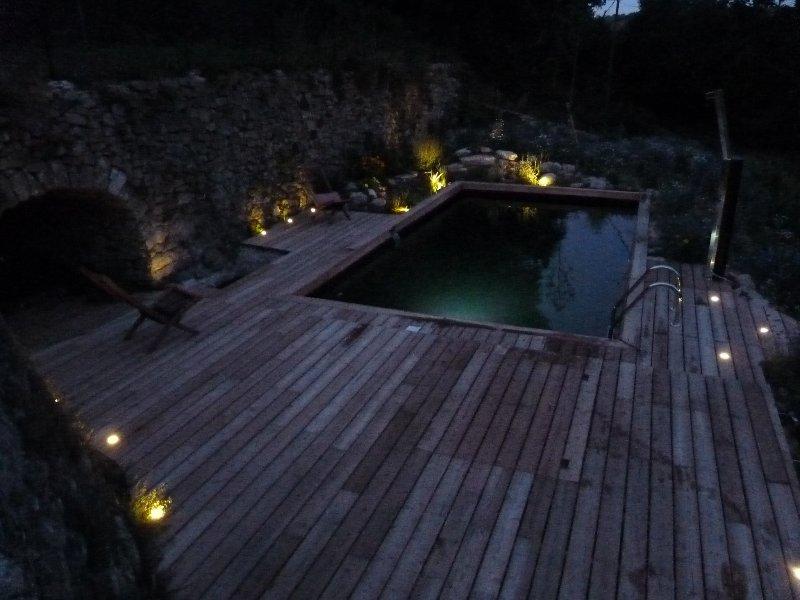Ready for a midnight swim?
