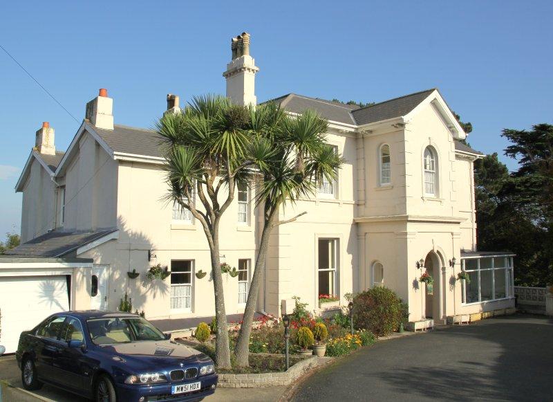 A Villa victorienne dans l'un des plus recherchés après les zones résidentielles de Torquay.