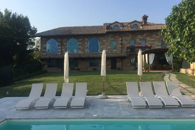 MONFERRATO HOUSE OF  CHARM, vacation rental in Sala Monferrato