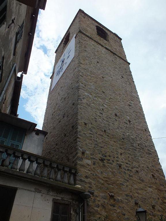Piazza Sant'Andrea clock tower