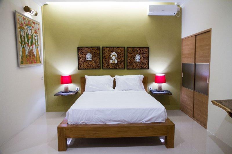 Villa Poetra una villa de 4 dormitorios cerca de la playa de Balangan en Bali Jimbaran