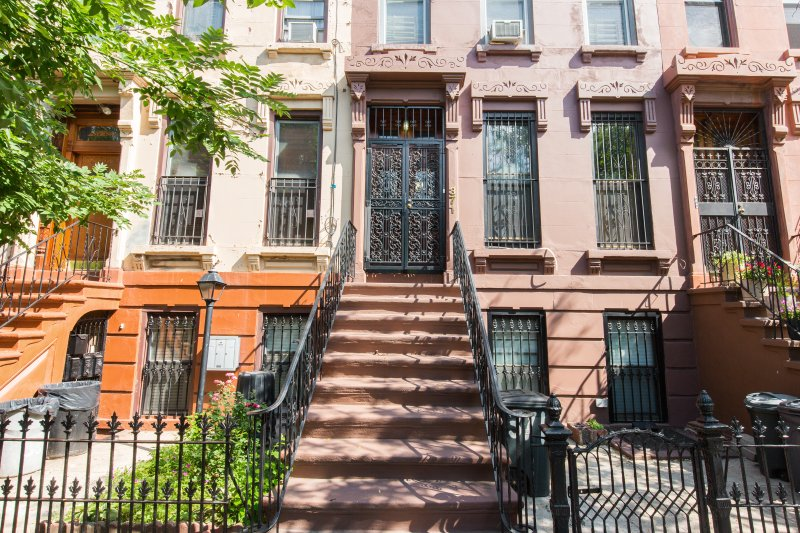 Turn of the Century Brownstone