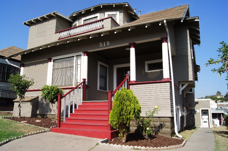 Victorian Gem on Slope Above Downtown San Diego, vacation rental in San Diego