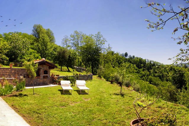 Holiday flat in lovely Tuscany, vacation rental in Barga
