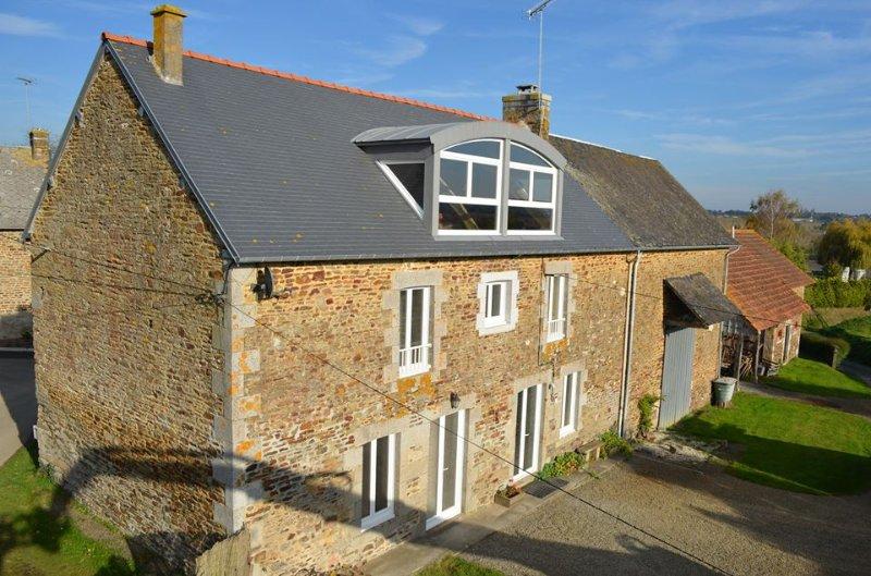 Normandy holiday rental, holiday rental in Saint-Aubin-de-Terregatte