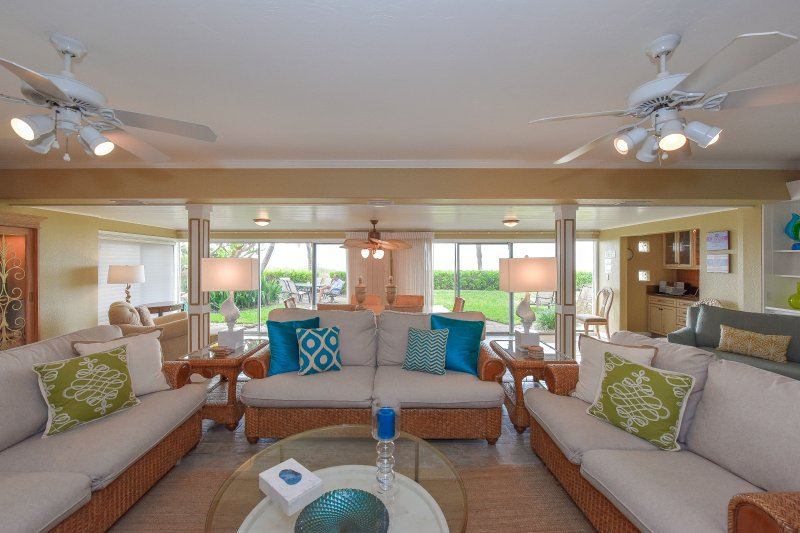 ZILLI VILLA, holiday rental in Longboat Key
