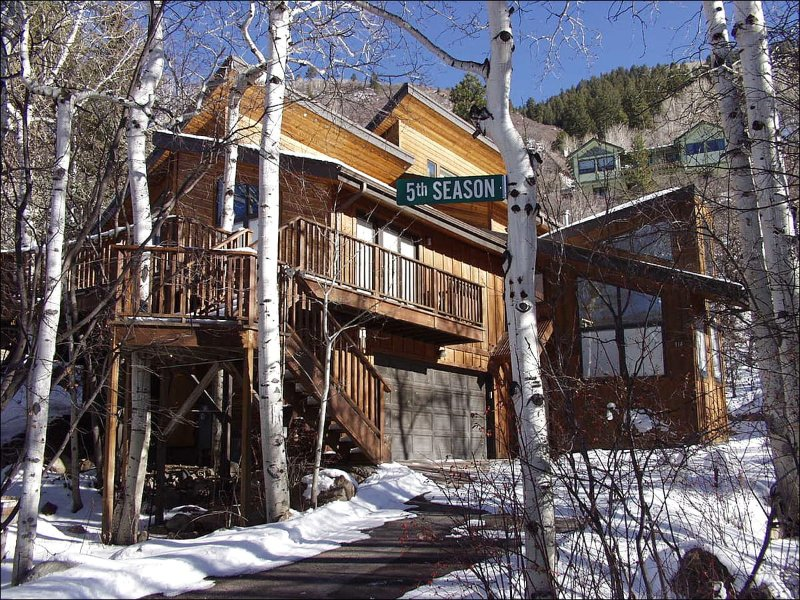 Beautiful Aspen home in Mountain Valley