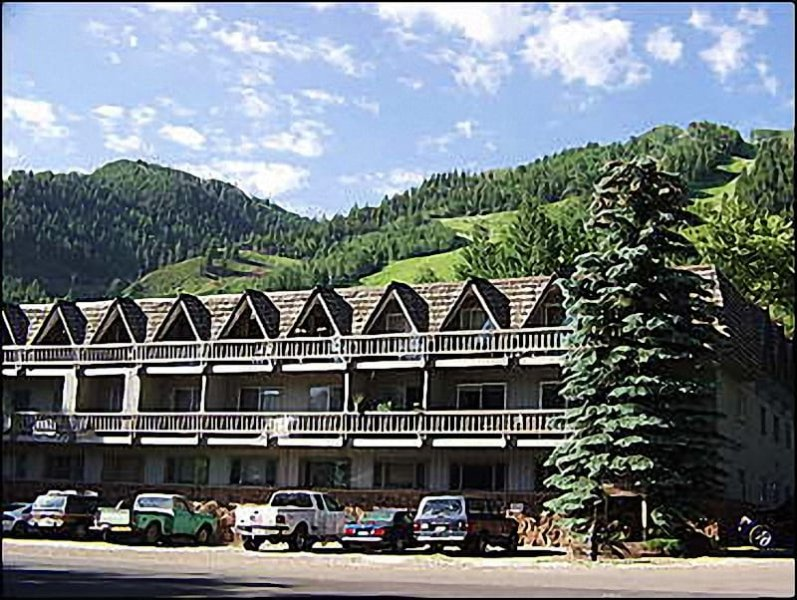 Timber Ridge Condos im Aspen-Kern