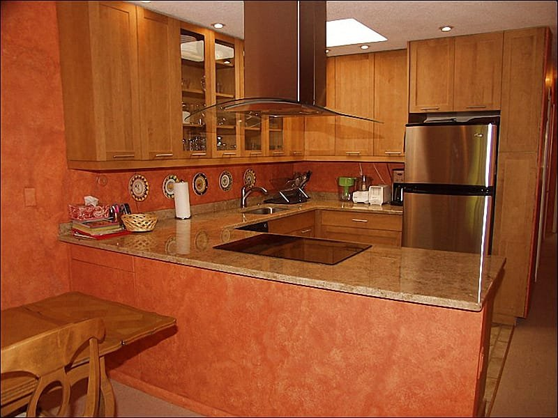 Gourmet Kitchen with everything a chef could want