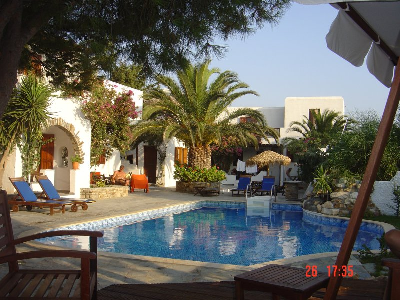 Double bed room, holiday rental in Pyrgaki