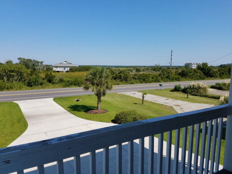 View from Top Porch