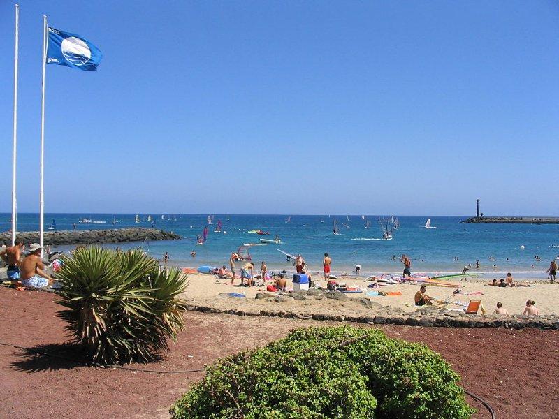 Playa Las Cucharas a 10 mt dalla proprietà!