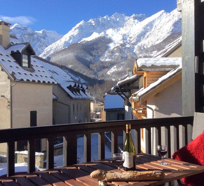 La Petite Corneille, location de vacances à Le Monetier-les-Bains