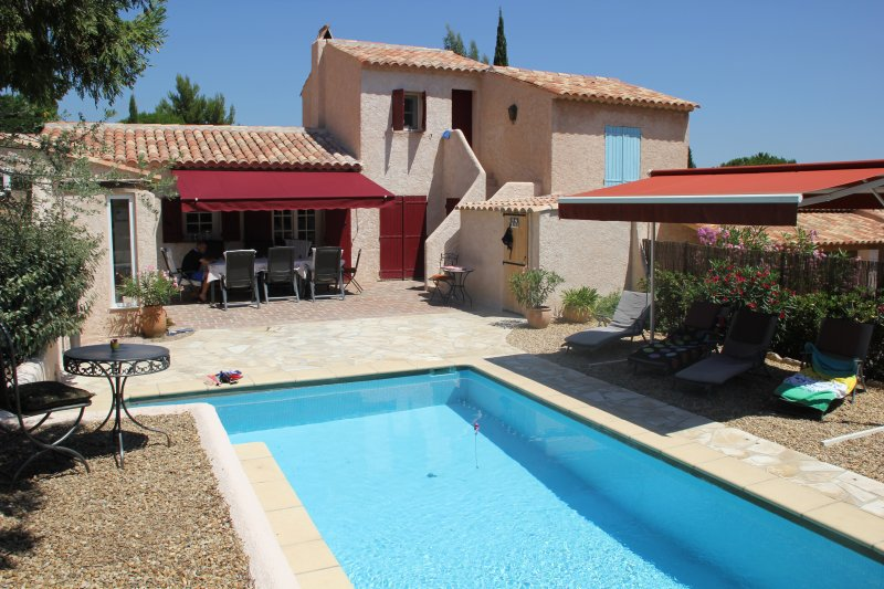 Le Mas de Saint-Pierre, holiday rental in Plan de la Tour