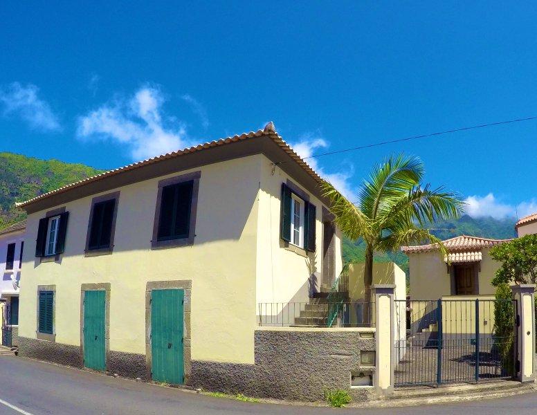 Villa São Vicente Madeira, location de vacances à Sao Vicente