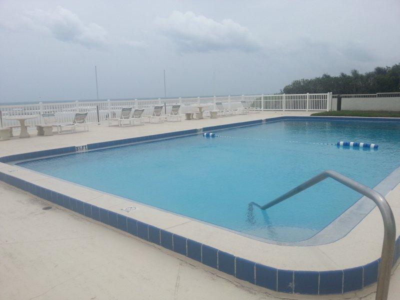 Ocean piscine avant