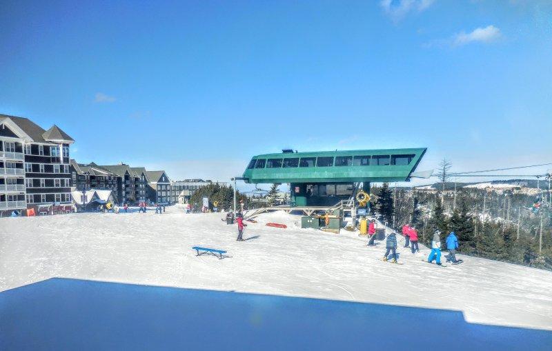 Vista actual desde el balcón ML234!