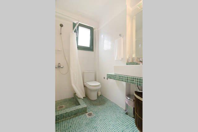 2º piso del baño habitación con vistas al mar