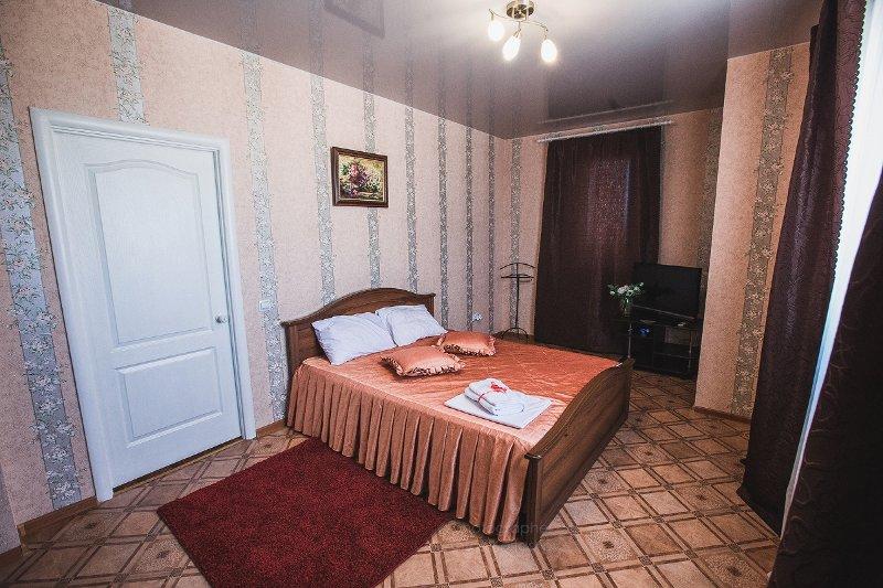 Однокомнатная квартира с домашней атмосферой, holiday rental in Kurgan Oblast