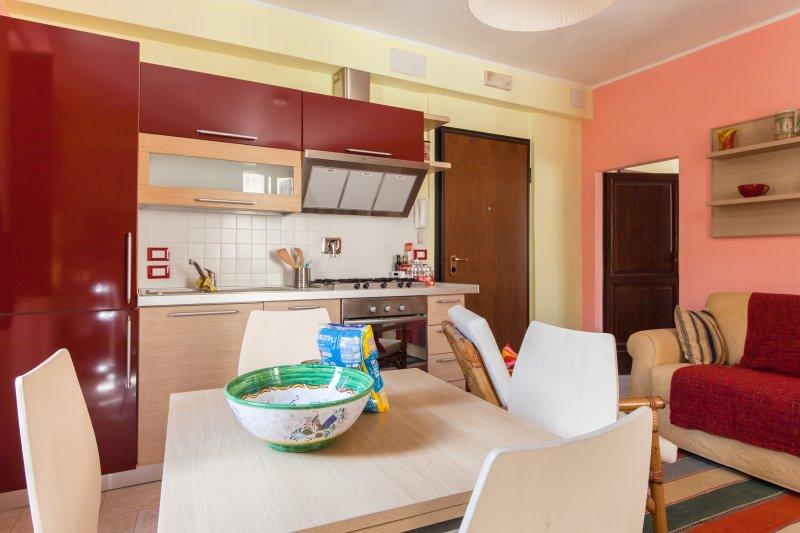 Appartamento medievale BUDGET 2° piano con WiFi e Aria condizionata, location de vacances à Mercatello