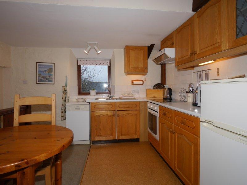 Duckpool 1 Bedroom Cottage, location de vacances à Marhamchurch