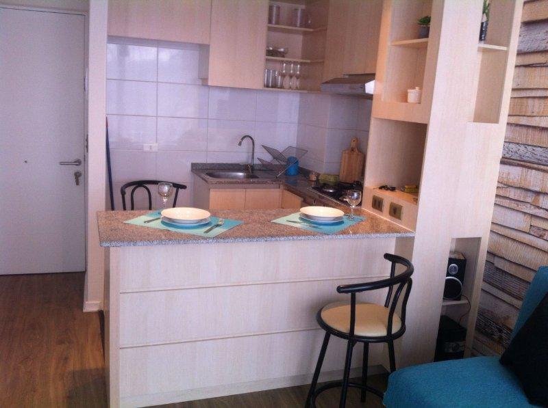 Comfortable apartment in Town/ Apartamento Comodo, holiday rental in Quilpue