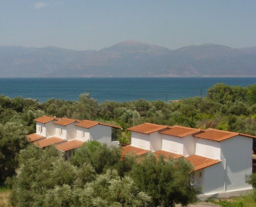 Spiti Ostria, alquiler vacacional en Grecia Occidental