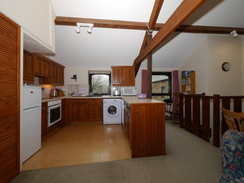 Dizzard 2 Bedroom Cottage, location de vacances à Poundstock