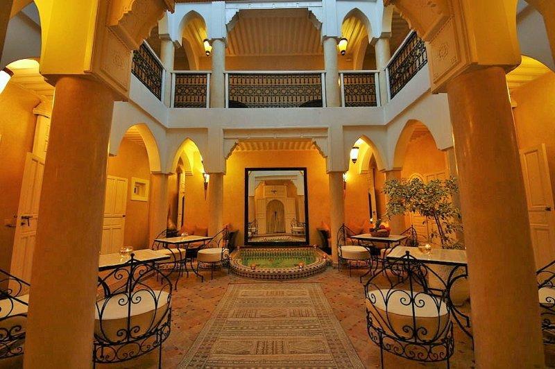 Superbe Riad en exclusivité dans le quartier Kasbah., holiday rental in Marrakech