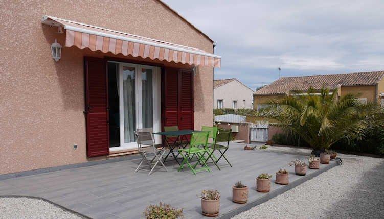 Marseillan villa South France