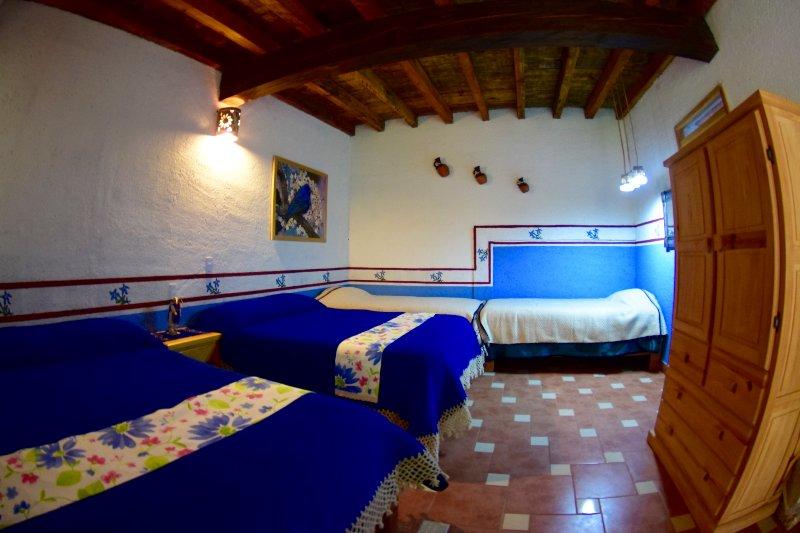Los Encinos, Casa  de campo, Ecoturismo y Aventura, holiday rental in Morelia