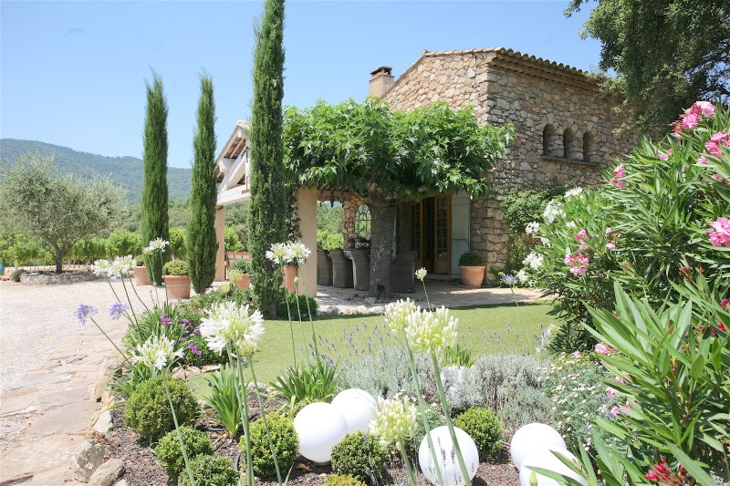 Hamlet La Bastide, holiday rental in Plan de la Tour