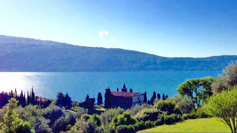 Villa dei Rosmarini  CIR 017187-CNI-00075, holiday rental in Toscolano-Maderno