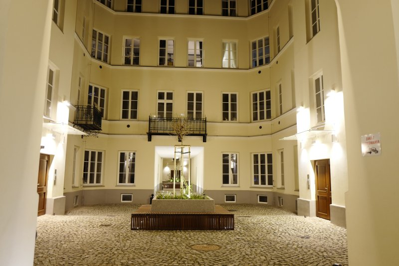 Appartment in the heart of Warsaw, alquiler de vacaciones en Varsovia